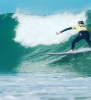 Surf & Work : Alex's experience at the Natural Surf Lodge
